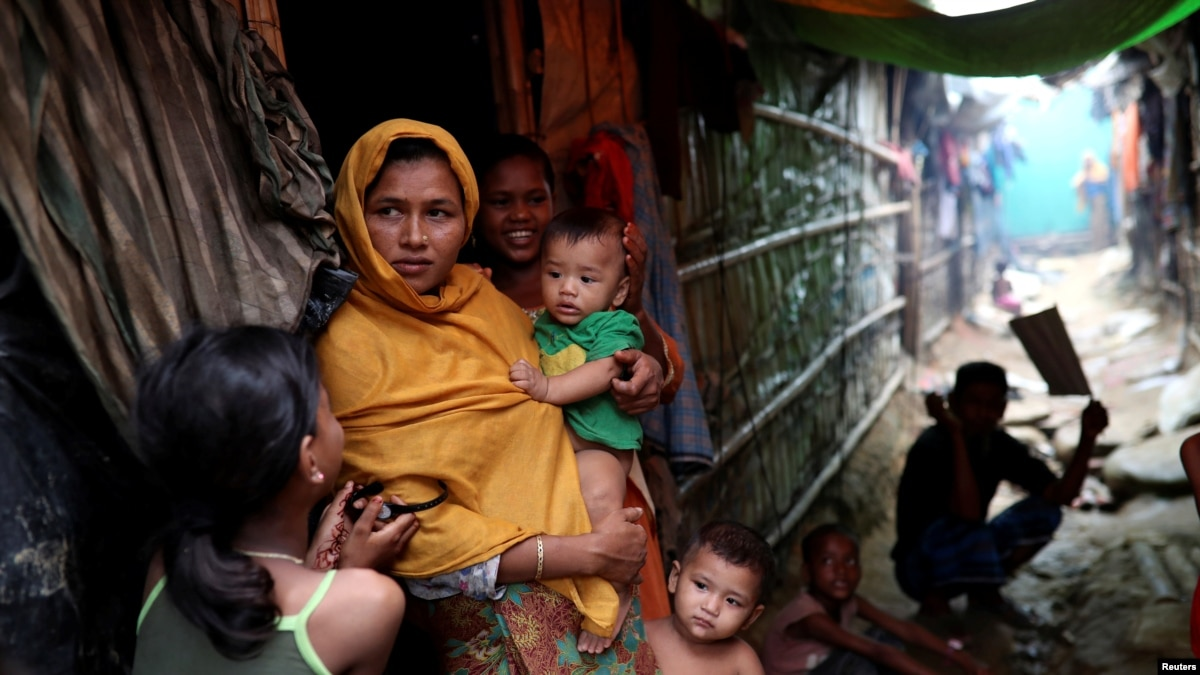 US Reiterates Commitment to Help Myanmar's Rohingya