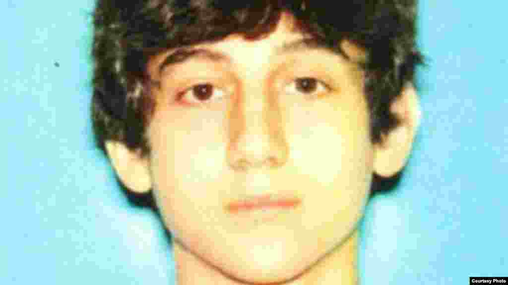 Boston Marathon bombing suspect Dzhokhar Tsarnaev.