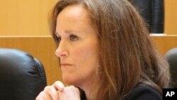 Kathleen Rice, representante demócrata por Nueva York, preside la Subcomisión sobre Seguridad Fronteriza en la Cámara de Representantes de EE.UU.