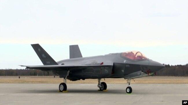 Avioni luftarak amerikan F-35