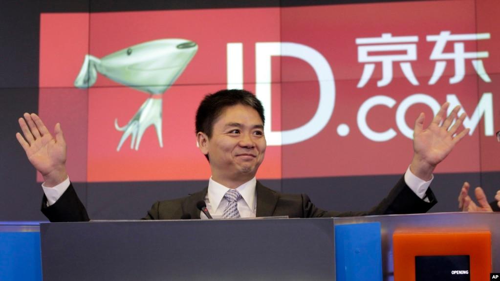 中国富商刘强东(资料照片)