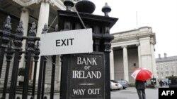 İrlanda İçin 123 Milyar Dolarlık Kurtarma Paketi