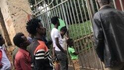Hidhamtoota Gad Lakkifaman, Komeelee Dhihaatanii fi Deebii Koomishinii Poolisii Oromiyaa