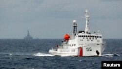 Hôm 16/7, Trung Quốc thông báo di dời giàn khoan dầu về vùng biển gần đảo Hải Nam sau hơn hai tháng đối đầu với Hà Nội, từng dẫn tới làn sóng bài Trung Quốc khắp Việt Nam.
