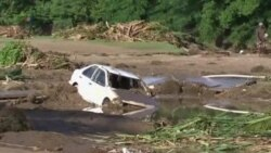 Rising Toll of Dead and Missing from Two Storms in Mexico