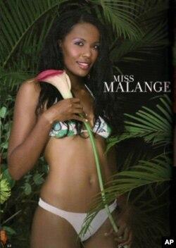 Edmilza dos Santos, Miss Mundo Angola 2011