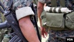 Cely fue uno de los militares que creó la fuerza Omega, un grupo especializado en combatir a las guerrillas izquierdistas.