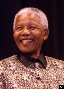 Nelson Mandela says prison was his greatest teacher.