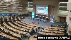 Više je vancarinskih barijera među članicama CEFTA-e nego sa bilo kojom trećom zemljom, upozorio je Ljajić (Foto: Sarajevo Business Forum 2018)