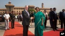 آقای متیس نخستین مقام بلند پایۀ حکومت به رهبری دونالد ترمپ است که به هند سفر میکند