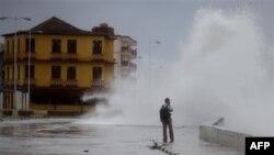 Ураган «Айрін» наближається до східного узбережжя США