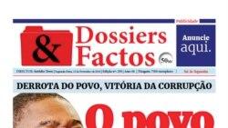 Após ameaça de morte, jornalista moçambicano Serôdio Towo vive com medo