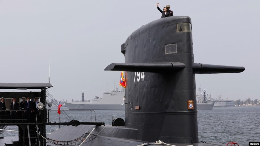 巴拿马与台湾断交 美专家吁川普助台发展潜艇项目