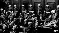 Tòa án Nuremberg là nơi các tội phạm chiến tranh Đức Quốc xã bị đưa ra xét xử 65 năm trước