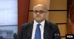 FILE - Montenegrin Foreign Minister Srdjan Darmanovic