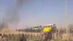 ادامه درگیری کشاورزان اصفهانی با ماموران امنیتی