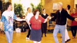 Balkanski folklorni ples u Betezdi