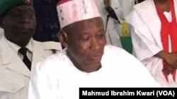 Gwamnan Jihar Kano Dr. Abdullahi Ganduje