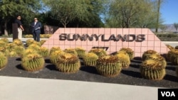 The upcoming ASEAN summit will be held at Sunnylands estate in Rancho Mirage, California.
