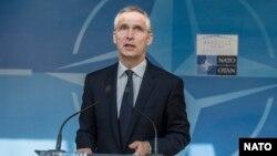 Sekjen NATO, Jens Stoltenberg (foto: dok).