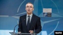 Generalni sekretar NATO-a Jens Stoltenberg (arhivska fotografija)