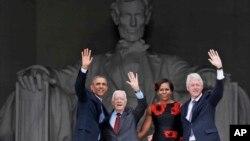 Օբամայի խոսքով, ժողովրդավարությունը ծանր եւ բարդ գործընթաց է, որը սակայն այլընտրանք չունի