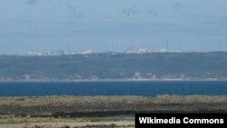 Атомная электростанция у города Фламанвилль