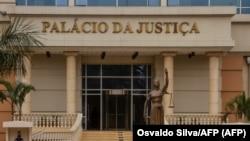 Palácio da Justiça, Luanda, Angola