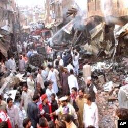 امریکہ اور اتحادیوں کی ناکامیوں کا ذمہ دار پاکستان نہیں