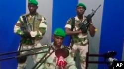 Tenente Obiang Ondo Kelly anuncia golpe de Estado