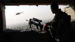 سربازان فرانسوی از افغانستان خارج می شوند
