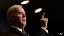 Cîgirê Serokê Amerîkayê Joe Biden