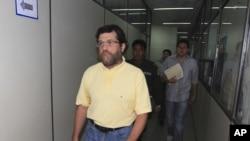 El ciudadano estadounidense se encuentra detenido en Bolivia, donde es acusado por legitimación de ganancias ilícitas.