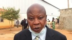 Novo presidente da FNLA diz que quer diálogo com todos do partido – 2:06