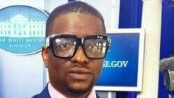 Joseph Alain Kabongo joint par Eddy Isango