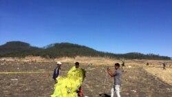 အီသီယိုးပီးယားခရီးသည္တင္ေလယာဥ္ပ်က္က် ၁၅၇ ဦး ေသဆံုး