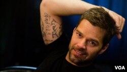 Ricky Martin será la gran estrella en los Latin Grammy del 20 de noviembre.