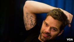 "Ricky Martin promocionará a partir de marzo su nuevo álbum ""Música, Alma, Sexo""."