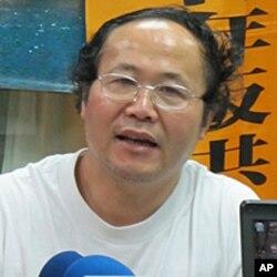 中国异议艺术家陈维明