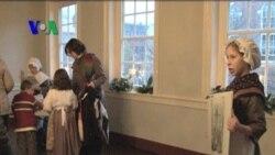 Perayaan Menjelang Natal ala Abad Pertengahan di Amerika - Liputan Feature VOA Desember 2011