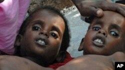 Somali President Declares Famine