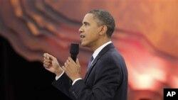 Обама се обидува да ги мобилизира младите гласачи
