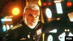 Sean Connery i Alec Baldwin u filmu iz 1990. godine, koji nije portretirao Sovjete kao karikature