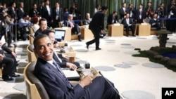 奧巴馬出席亞太經合峰會