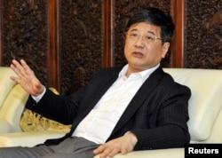 郑晓松2016年在福建担任要职(资料照)