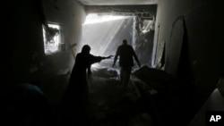 Israel y Egipto impusieron un bloqueo en Gaza después de la toma de control de Hamas en 2007.