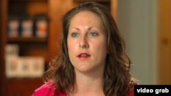 Michelle Licata, jedna od žena koja je optužila Epsteina