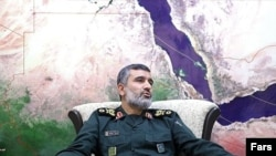 امیرعلی حاجی زاده، فرمانده نیروی هوافضای سپاه پاسداران انقلاب اسلامی