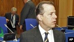 US envoy to the International Atomic Energy Agency Glyn Davies, 02 Dec 2010