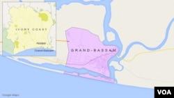 Grand-Bassam, Ivory Coast